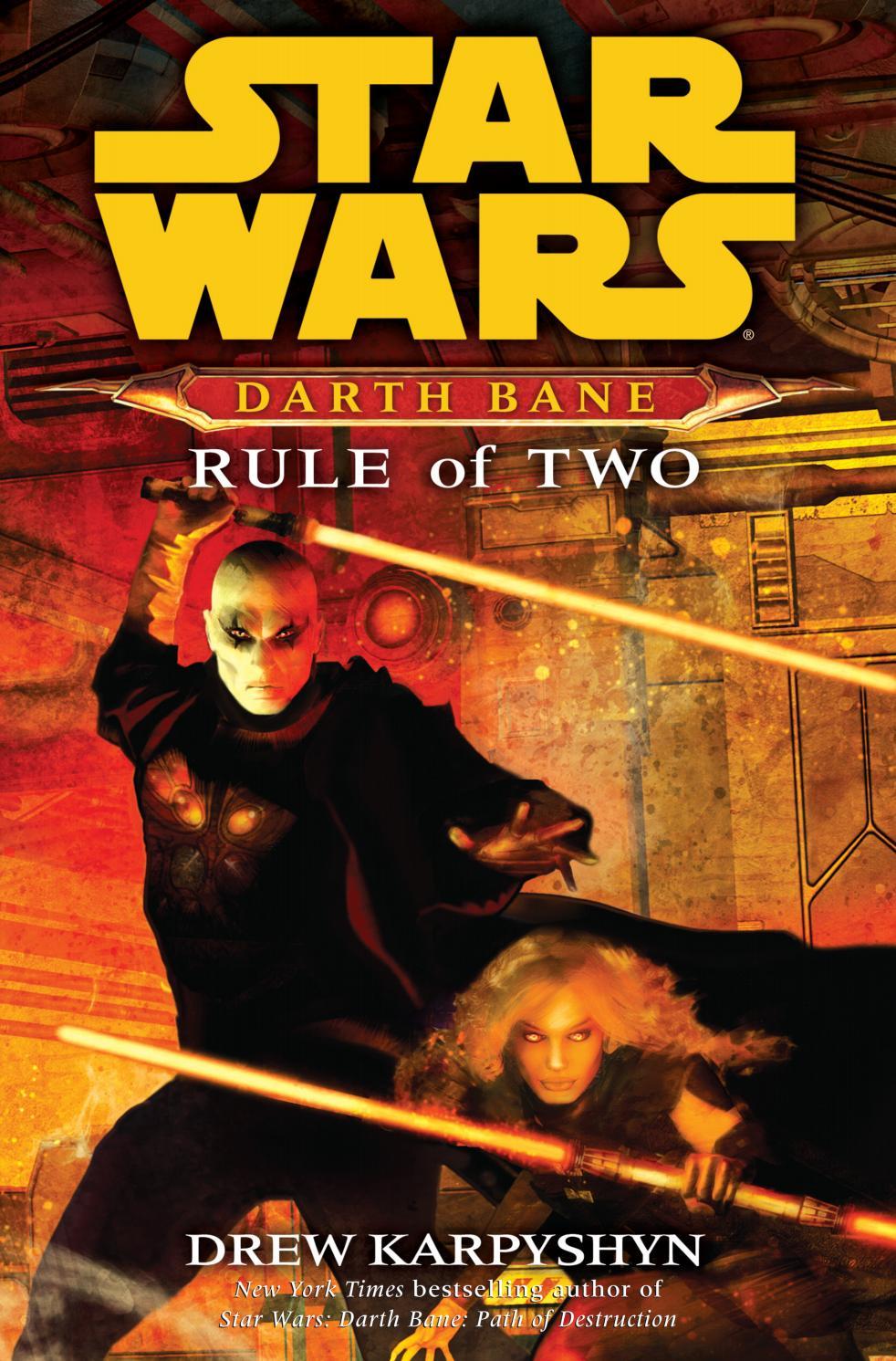 Star Wars: Darth Bane: Rule of two by Ovidiu MUCA - issuu