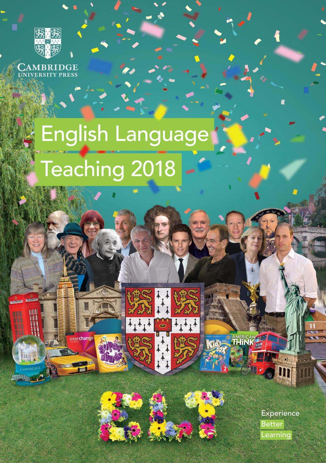 2018 ELT Cambridge University Press Catalogue Mexico by Cambridge  University Press - issuu