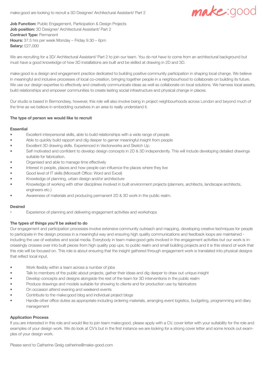 Jd designer job description 2018 by catherine makegood issuu thecheapjerseys Image collections