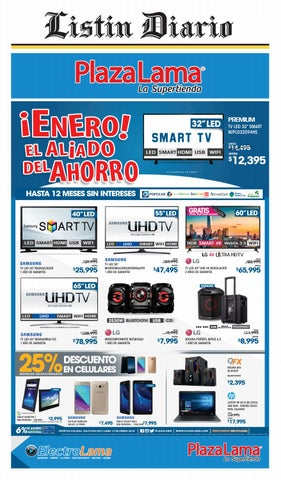 191fc9948b32 LD 15-01-2018 by Listín Diario - issuu