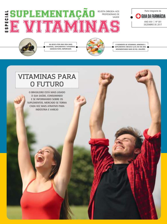 Suplemento Especial Vitaminas 2017 by Guia da Farmácia - issuu 4ea0806b6e400
