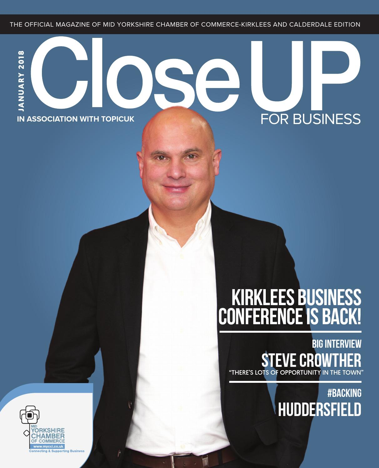 CloseUp for Business KandC Edition_Jan18 by TopicUK - issuu