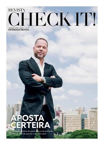 a5a160fa92387 Revista Check It! Edição de janeiro de 2018 by Revista Check it! - issuu