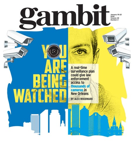 Gambit New Orleans January 16 2018 By