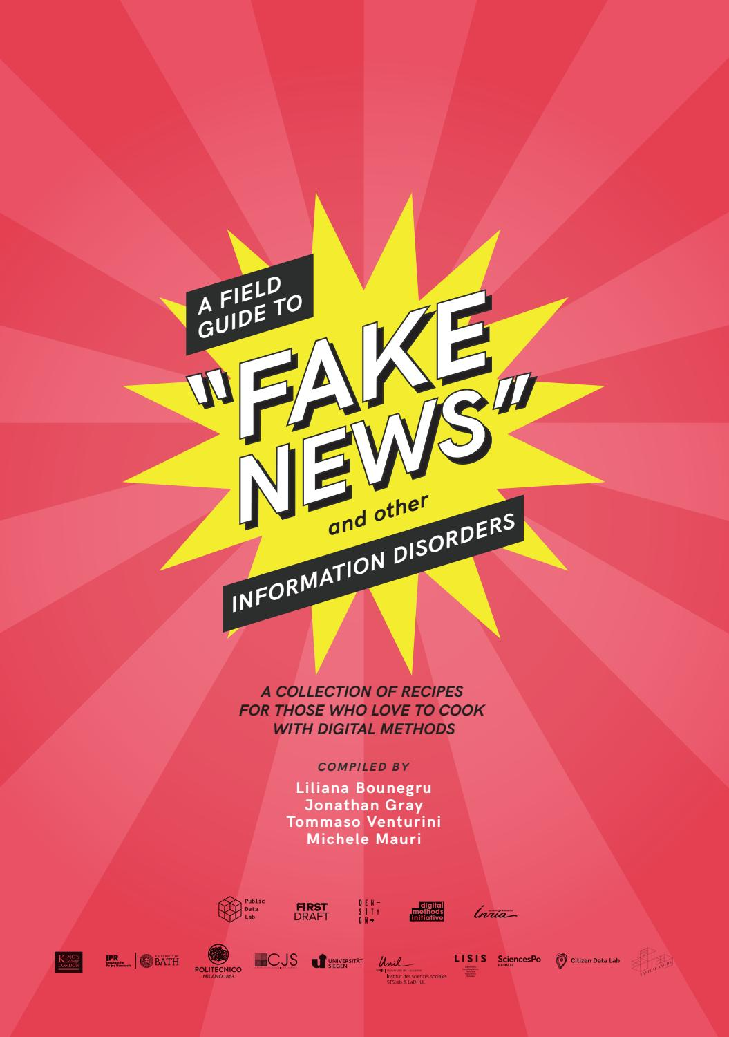 10 A field guide to fake news and other information disorders by Sala ...