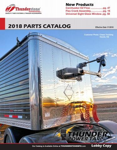 2018 thunderstone parts catalog