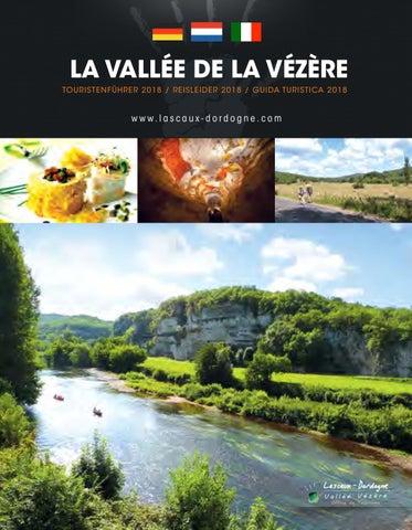 Guide 2018 v2 bd by OT Lascaux Vallée Vézère - issuu