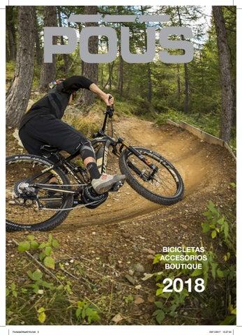 414929c5e13 Catálogo POUS Bicicleta 2018 by Comercial Pous - issuu
