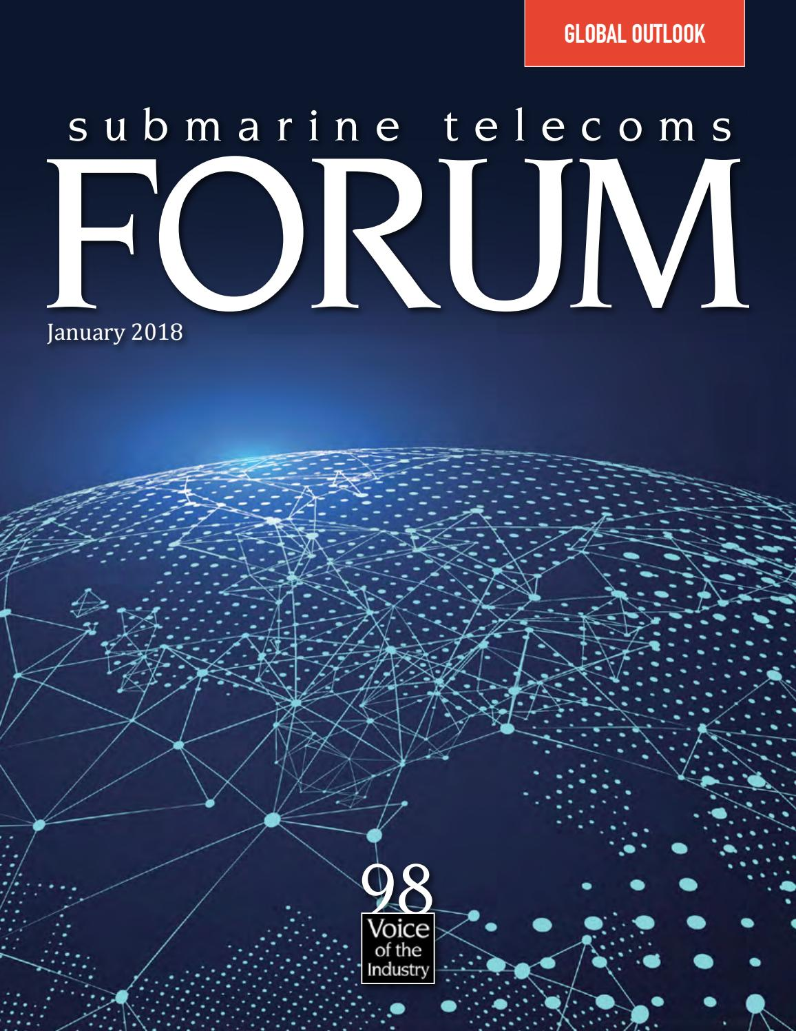 Subtel Forum Magazine 98 Global Outlook By Submarine Telelecoms Wiring Rules Book Australia Issuu
