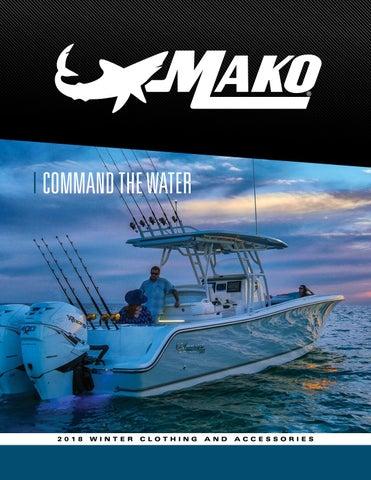 2018 Mako Boats Gear Catalog by Powertex Group - issuu a5cc9134359f