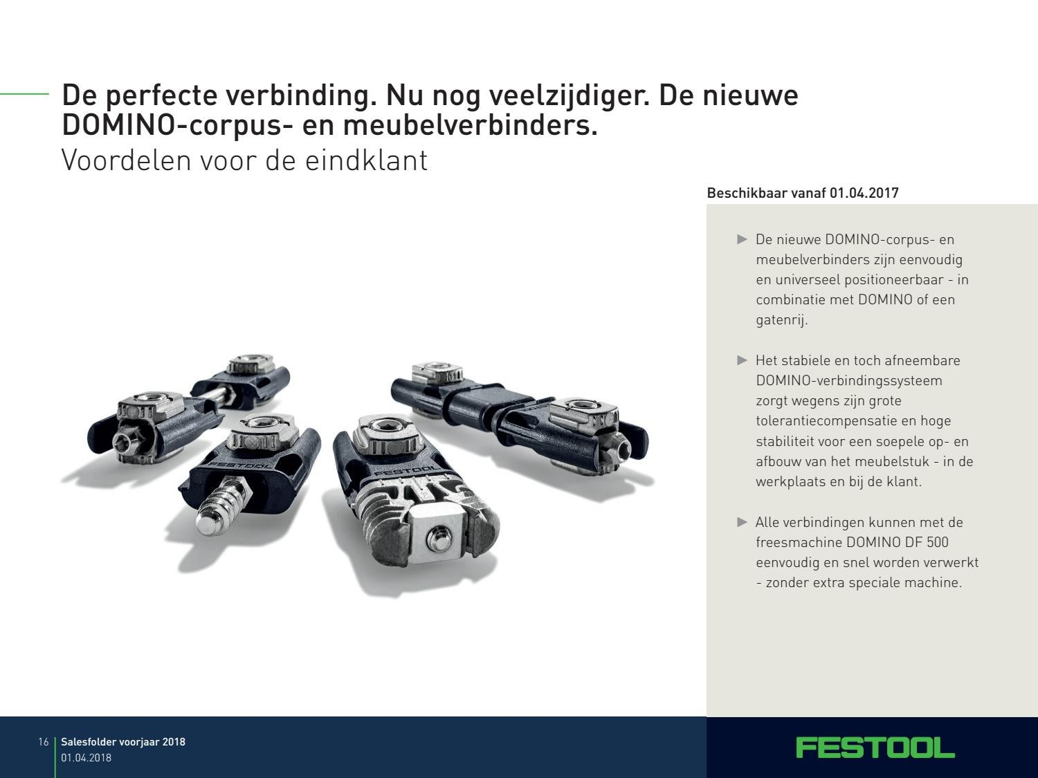 Festool Voorjaar 2018 Vos Tools By Vos Tools Issuu