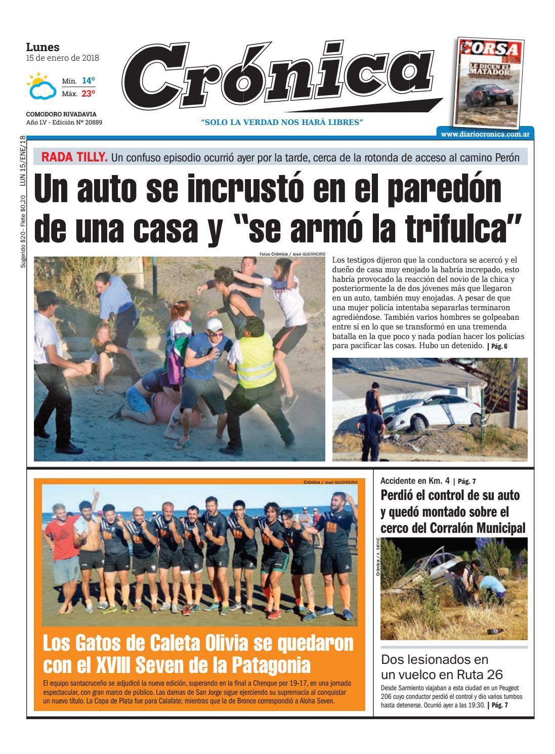 6c217b9df3feb5a3e2ef19051346dcc3 by Diario Crónica - issuu