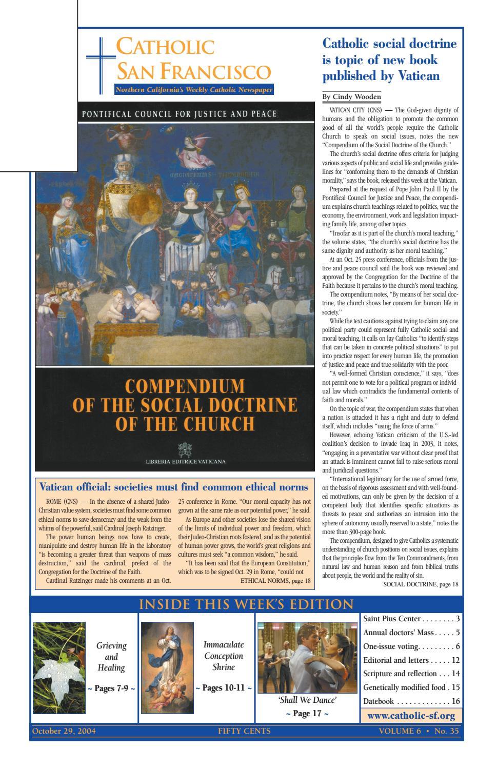 October 29 2004 by Catholic San Francisco issuu