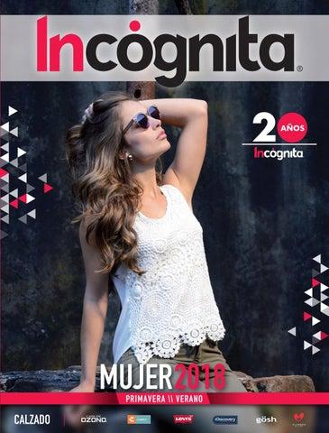 01ecd727a6 CATÁLOGO DAMA PRIMAVERA VERANO 2018 by Incognita Mexico - issuu