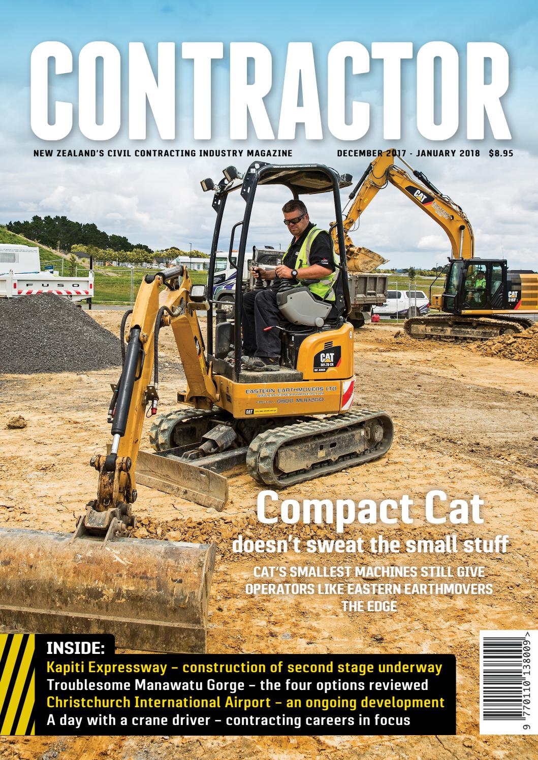 NZ Contractor 1712 by Contrafed Publishing - Issuu