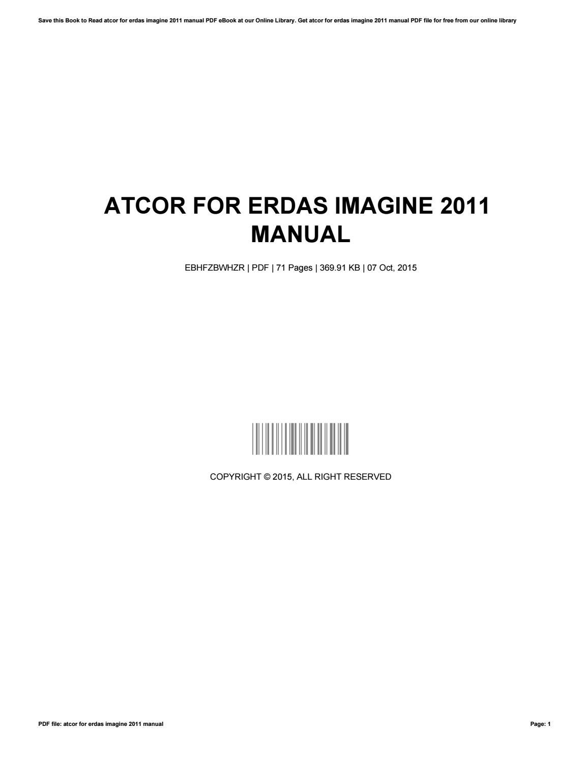 erdas imagine 2015 crack