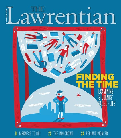 c0698c0b8 The Lawrentian - Winter 2018 by The Lawrenceville School - issuu