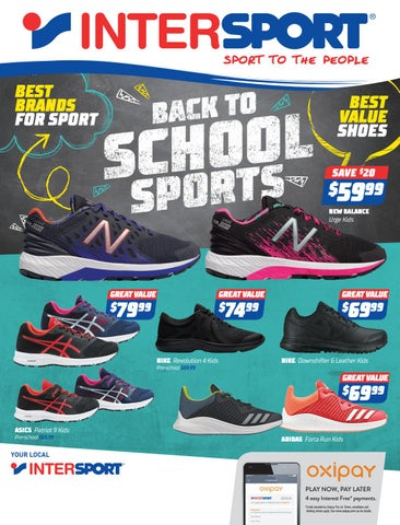 Back to school catalogue 2018 NCV by