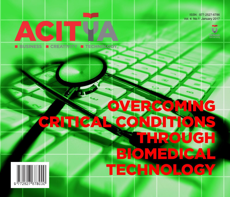 Acitya Edisi 04 Versi English By Ppmtelkomuniversity Issuu
