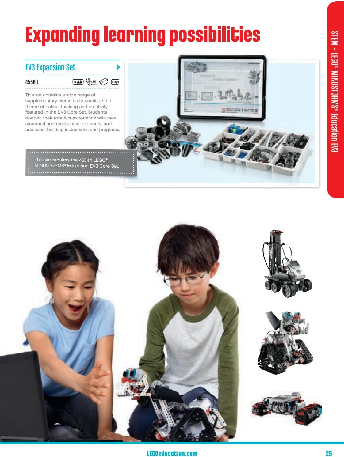 LEGO EDUCATION katalog 2018  by Kreativni centar - issuu