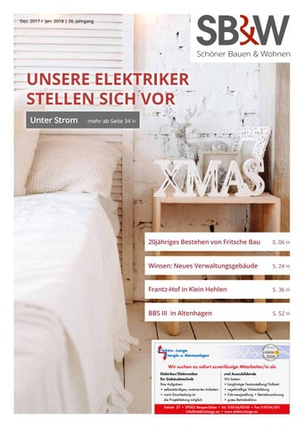 SBu0026W 12 2017 By Media Verlag Celle GmbH U0026 Co. KG   Issuu