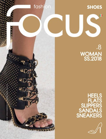 1abc5d4c29bd72 FASHION FOCUS SHOES WOMAN N. 8 SS 18 by Publish For srl - issuu