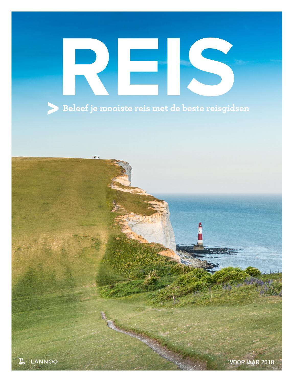 Reis magazine Voorjaar 2018 by Uitgeverij Lannoo issuu