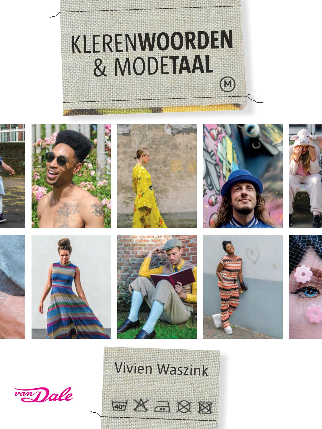 d5edd145e4e1e3 Klerenwoorden en modetaal by Veen Bosch   Keuning uitgeversgroep - issuu