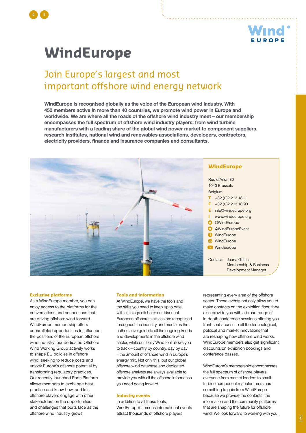 Offshore WIND International Business Guide 2018 by Navingo