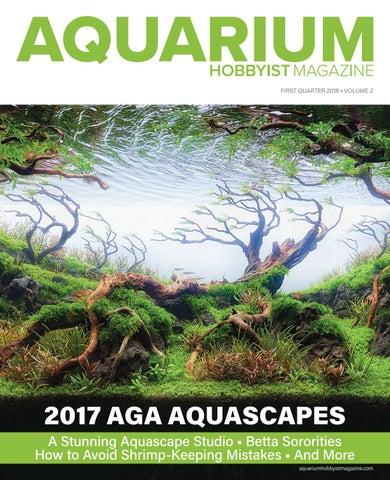 aquarium hobbyist magazine q1 2018 by harry tung issuu