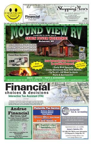 GIL Sshopping News 1-16 by Woodward Community Media - issuu
