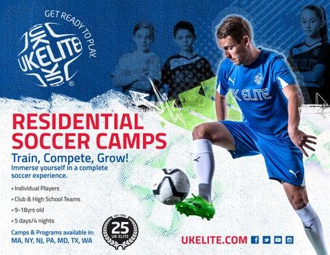 6309c924c UK Elite Soccer Residential Camp E-book by UK Elite Soccer / FCUSA ...