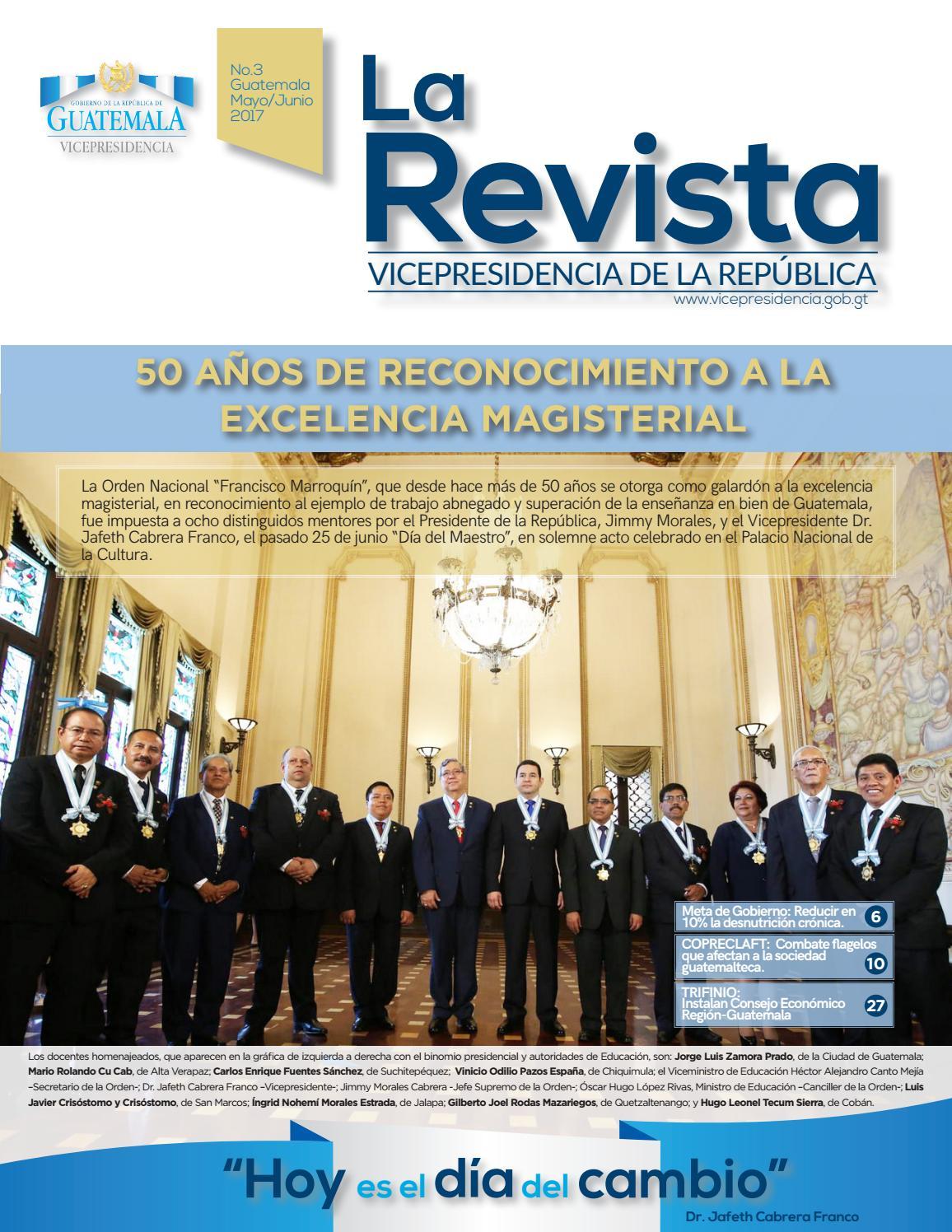 4f3847866a1b LA REVISTA No. 3   VICEPRESIDENCIA by La Revista Vicepresidencia - issuu