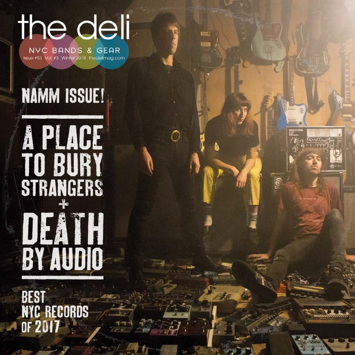 deli 53 a place to bury strangers death by audio best nyc