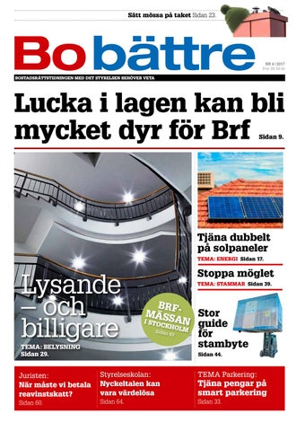 Bo bättre 4 2017 webb by Karin Urbina Rutström - issuu 678f5bbd19d12