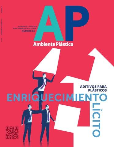 Ambiente plástico no 84 by Ambiente Plastico - issuu 4a52eb04a516