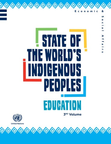 State of the worlds indigenous peoples education by united nations page 1 fandeluxe Choice Image