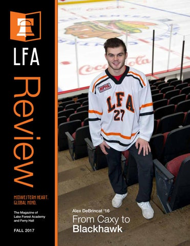 The Review - Fall 2017 by Lake Forest Academy - issuu