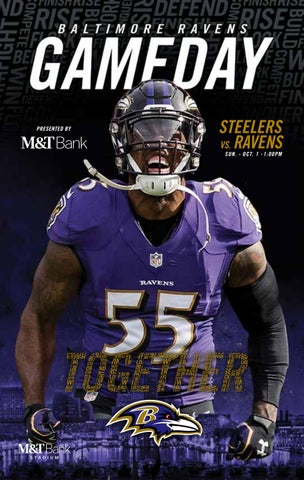 c7054ce97 Week 4  Steelers vs. Ravens by Baltimore Ravens - issuu