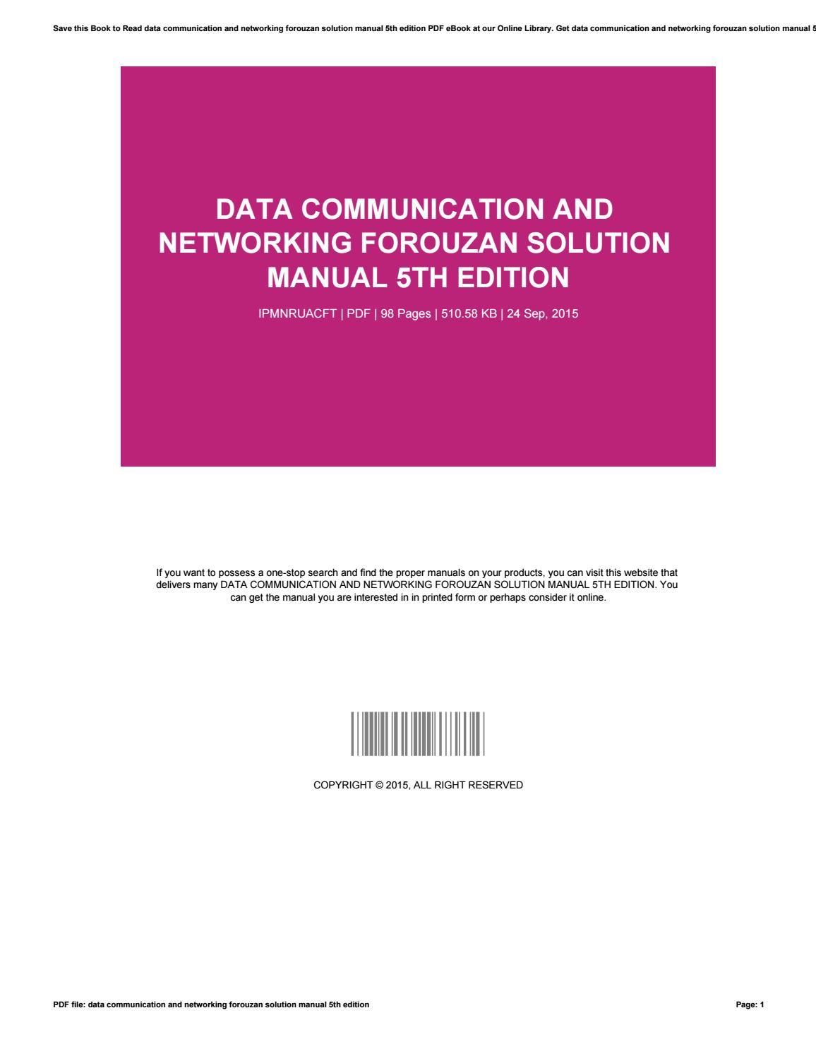 data communication book pdf free download