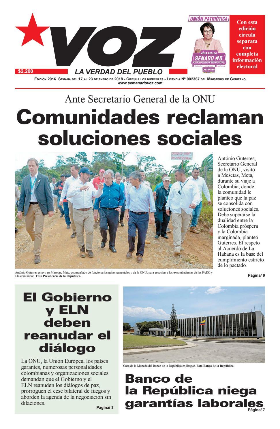 Voz internet 2916 alta resolucion con separata by partido comunista ...