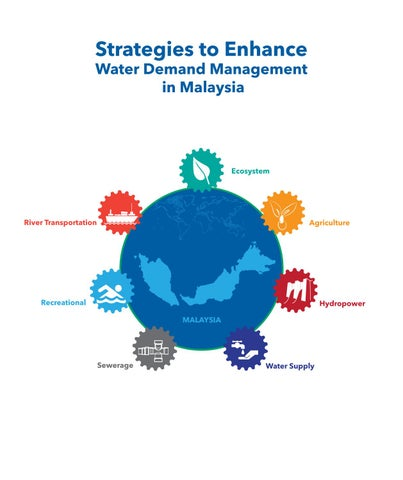Strategies To Enhance Water Demand Management In Malaysia By Academy Of Sciences Malaysia Issuu