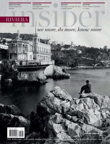 Riviera Insider Januaryfebruary 2018 By Riviera Press Issuu