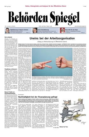 Behörden Spiegel Januar 2018 by propress - issuu