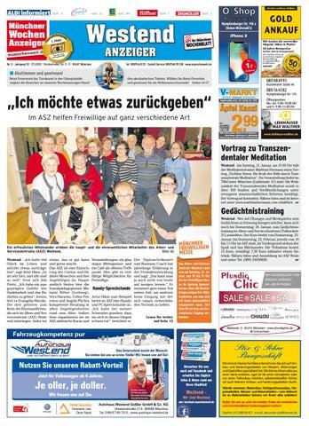 KW 03 2018 By Wochenanzeiger Medien GmbH   Issuu