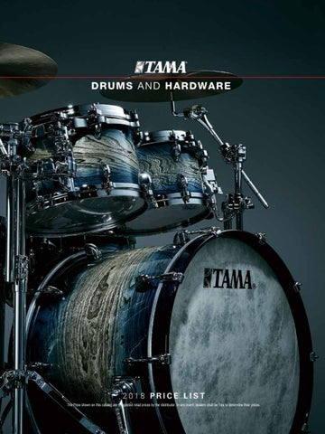 Tama Catalogo 2018 by Mogar Music S p A  - issuu