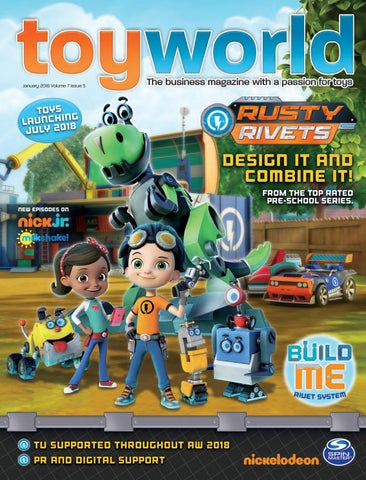 5477714ab89 Toy World January 2018 by TOYWORLD MAGAZINE - issuu