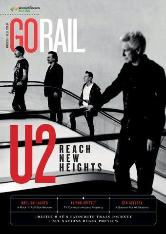 Go Rail 7–4 Winter 2017-18 U2 by Hot Press Publishing - issuu