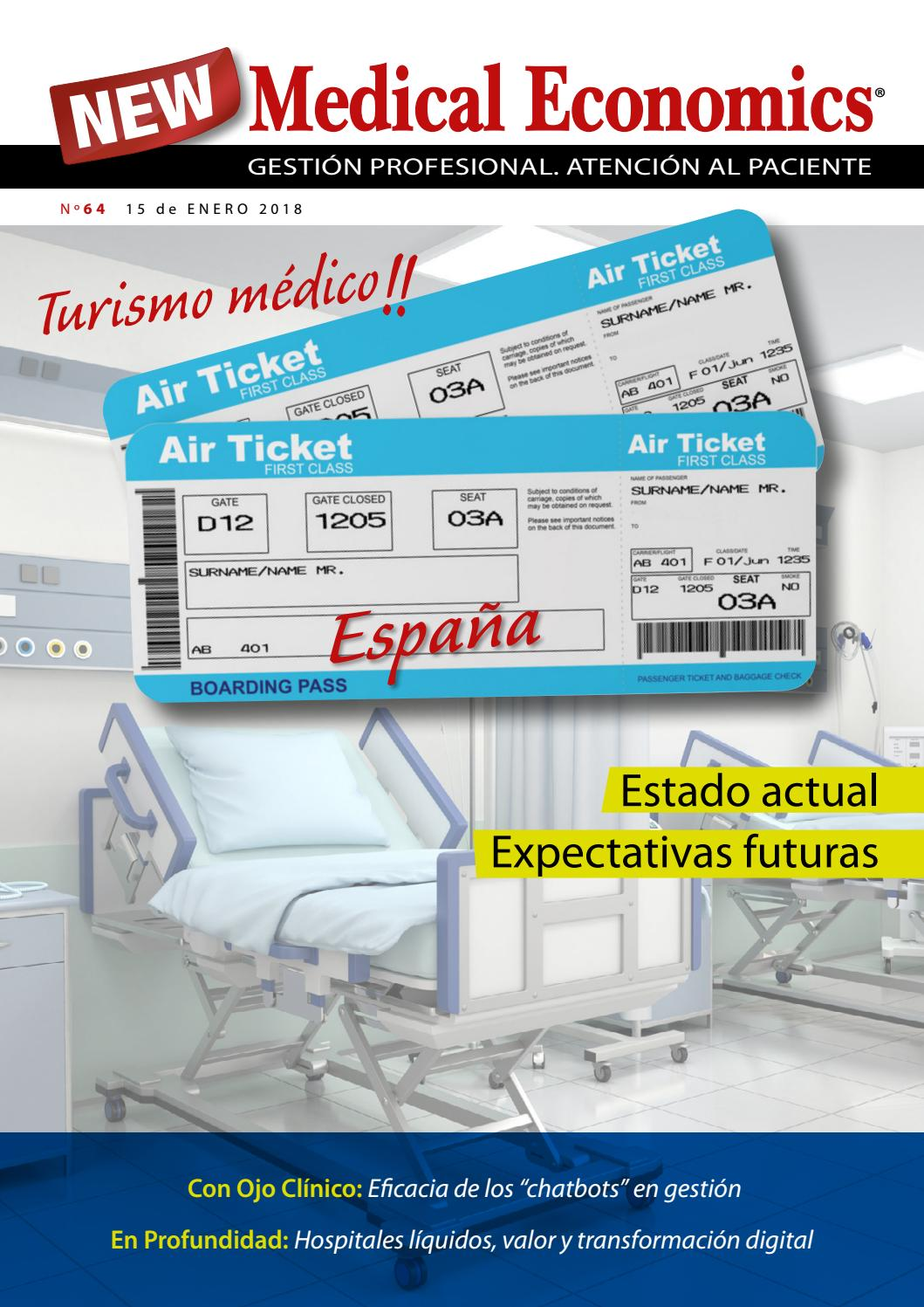 Nº 64 - New Medical Economics by Raíz - issuu