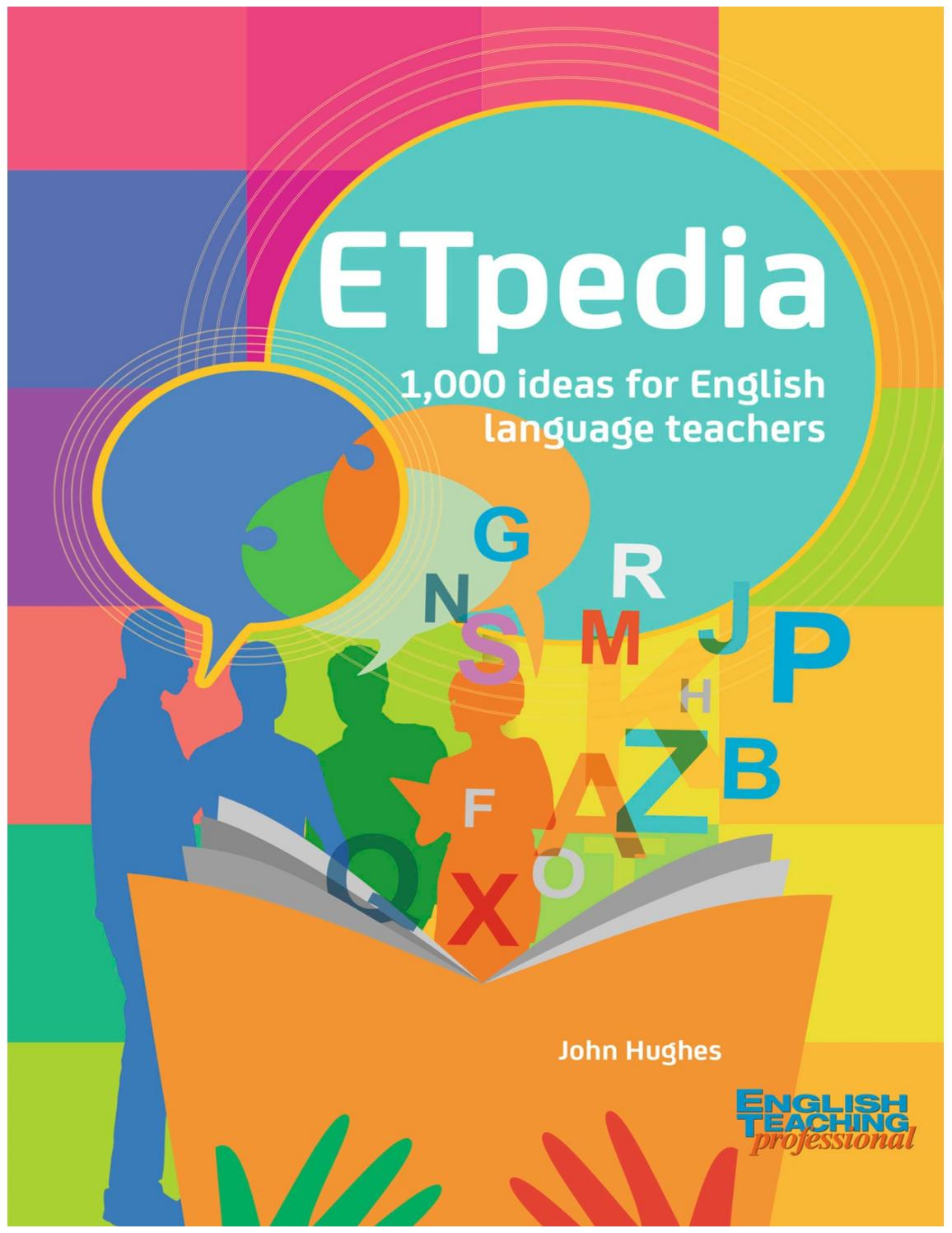 Topnotchenglish hughes john etpedia 1 000 ideas for english language
